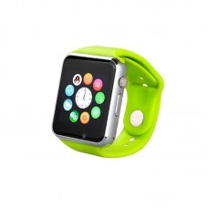 Smart Watch A1 Green (with SIM + MicroSD + Camera)