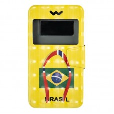 Universal Book Cover 3D Print 4,5-4,8 Brazil Yellow