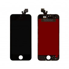LCD iPhone 5 Black Compleate Original (Снятый с телефона)