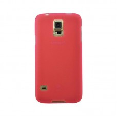 Original Silicon Case Samsung S7262 Red