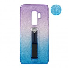 Remax Glitter Hold Series for Samsung G930 S7 Blue/Violet