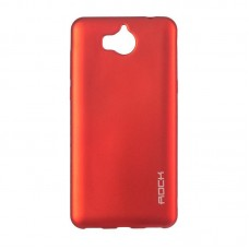 Rock Matte Series for Huawei Y6 Pro Red