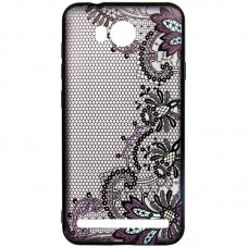 Rock Tatoo Art Case for Huawei Y3 II Color Flowers