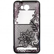 Rock Tatoo Art Case for Huawei Y3 II Magic Flowers