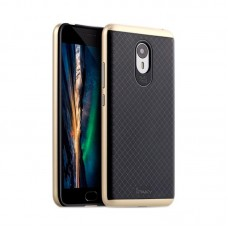 Накладка iPaky OR Carbon Tpu Bumper for Meizu M3s Gold