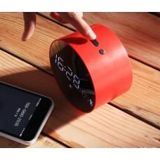 Aкустическая система с Bluetooth JoyRoom JM-R8 Alarm Clock Red