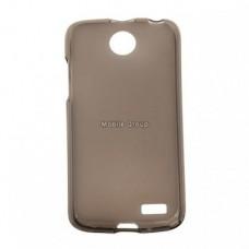 Накладка Drobak Elastic PU для Samsung S7562 Grey