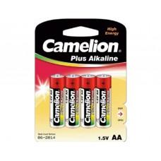 Батарейка Camelion LR06 Plus Alkaline 4шт./пленка RL043791