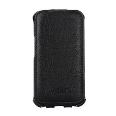 Флип Vellini Lux-flip для Samsung Galaxy Ace 4 Duos G313HU Black