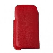 Чехол-карман Drobak Classic pocket для Samsung S7562 Red