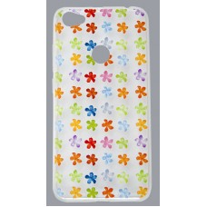 Накладка Florence силиконовая Silk 3D Xiaomi Redmi 5A small flowers RL045227