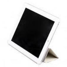 Чехол-книжка FitCase ipad 2/3/4 белая обложка подставка
