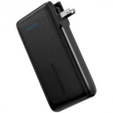 RavPower Power Bank 10000mAh 2 in 1 Power Bank and Wall Charger Black (RP-PB066)