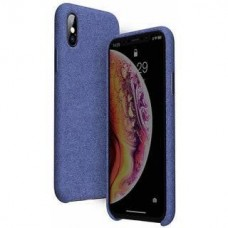 Baseus Super Fiber Case Blue (WIAPIPH65-YP03) for iPhone Xs Max