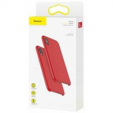 Baseus Original Lsr Case Red (WIAPIPH65-ASL09) for iPhone Xs Max