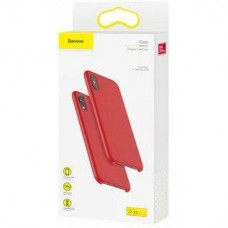 Baseus Original Lsr Case Red (WIAPIPH61-ASL09) for iPhone Xr