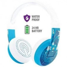 BuddyPhones Wave Robot, Blue (BT-BP-WV-ROBOT)