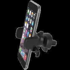 IOTTIE Easy One Touch Mini Vent Mount Universal Car Mount Holder Cradle Black (HLCRIO124)