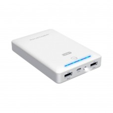 RAVPower 16750mAh Deluxe Portable Charger White (RP-PB19WH)
