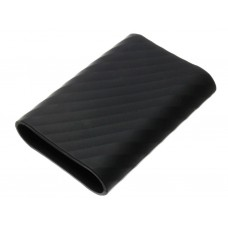 Silicone Protector Case for Xiaomi Mi Power Bank 10000 mAh Black (SPCCXM10B_1)