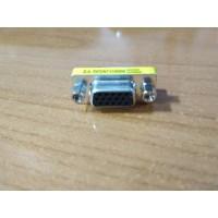 Адаптер видео соединитель 2E VGA F - VGA F мама мама переходник