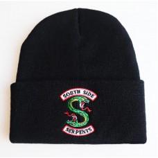 Шапка Riveldale - South Side Serpents черная