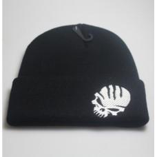 Шапка Skull Череп черная