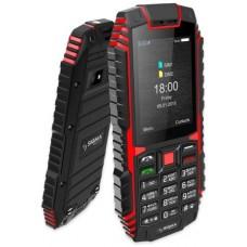 Защищённый телефон Sigma Х-treme DT68 чёрный