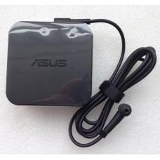 Блок питания (сетевой адаптер) для ноутбуков Asus 19V 3.42A 5.5x2.5 оригинал квадратный