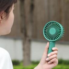 Портативный вентилятор Xiaomi VH Portable Handheld Fan зелёный