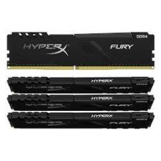 Модуль памяти DDR4 16 GB KIT(2x8G) 3466MHz kingston HyperX FURY Black CL16 (box) HX434C16FB3K2/16