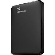 Внешний жесткий диск 2.5'' 750Gb WD USB3.0 Elements Black WDBUZG7500ABK