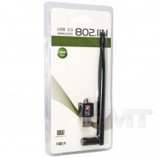 Адаптер USB Wi-Fi  802.11n до 150 Мбит Wireless Adapter