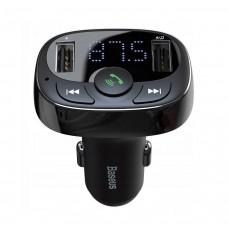 FM-трансмиттер Baseus S-09A CCTM-01 Wireless MP3 беспроводной блютуз