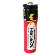Аккумулятор Rablex 18650 Li-lon 1000 mAh самый дешевый