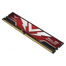 Модуль памяти DDR4 8GB 2666MHz Team T-Force Zeus Red (TTZD48G2666HC1901)