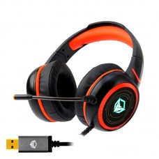 HI-FI игровые наушники 7.1 Surround Sound LED Backlit Gaming Headset HP030