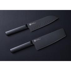 Набор ножей Huo Hou Black Heat Knife Set (2 pcs)