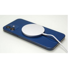 Бездротове зарядне MagSafe Apple для Airpods + Iphone магнітне Original