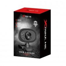 Web Камера Xtrike Me USB XPC01 с микрофоном 30FPS 640*480