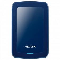 PHD External 2.5'' ADATA USB 3.2 Gen. 1 DashDrive Durable HV300 2TB Blue