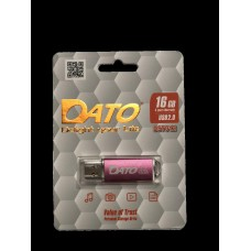 USB 2.0 DATO DS7012 16Gb pink