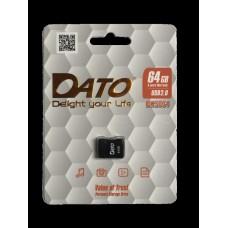 USB 2.0 DATO DK3001 64Gb black