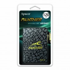 "SSD Apacer AS340 120GB 2.5"" 7mm SATAIII Bulk"