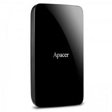 Жорсткий диск зовнішній Apacer USB 3.2 Gen1 AC233 2TB 2.5 дюйми Чорний