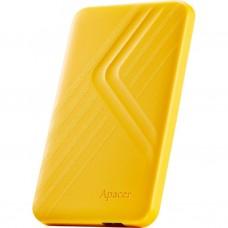 Жорсткий диск портативний Apacer USB 3.2 Gen1 AC236 1TB 2.5 дюйми Жовтий