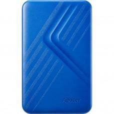 Диск зовнішній Apacer USB 3.2 Gen1 AC236 2TB 2.5 дюйми Синій