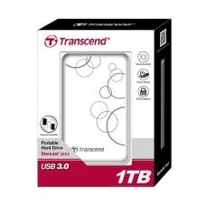 Жёсткий диск внешний Transcend USB 3.0 1TB 25A3W TS1TSJ25A3W
