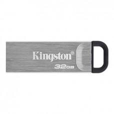 Флеш-накопичувач Kingston USB3.2 Gen. 1 DT Kyson 32GB Silver-Black