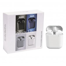 Bluetooth наушники InPods i12 самые дешёвые аналог Airpods